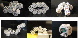 An End-to-End System for Accomplishing Tasks with Modular Robots